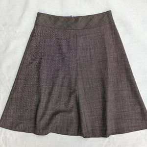 Banana Republic A Line Wool Skirt Work or Play